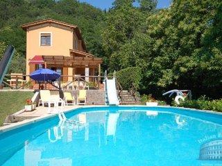 Villa in Tuscany : Lucca & Pisa Villa Franchina, Pescaglia