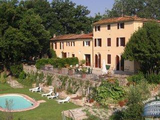 Villa in Tuscany : Lucca & Pisa Villa Silvio, Pistoia