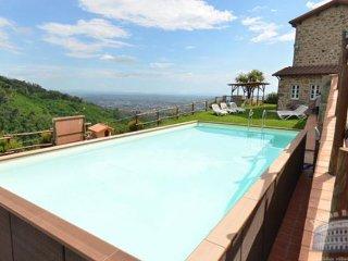 Villa in Tuscany : Lucca & Pisa Villa Vasco, Massa e Cozzile