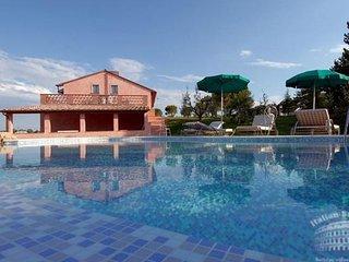 Villa in Tuscany : Montepulciano Area Villa Crociana, Sant'Albino