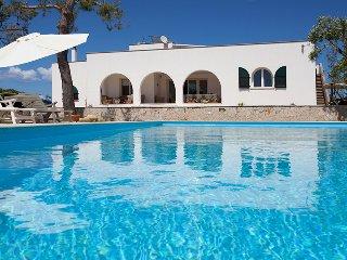 7 bedroom Villa in Morciano di Leuca, Apulia, Italy : ref 5248130