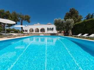 171 Luxury Villa with Pool and Tennis in S.M. di Leuca