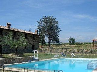 Villa in Tuscany : San Casciano Dei Bagni Area Casa Due, Radicofani