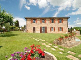 Apartment in Tuscany : Siena / S. Gimignano Area Amena Due, Tognazza