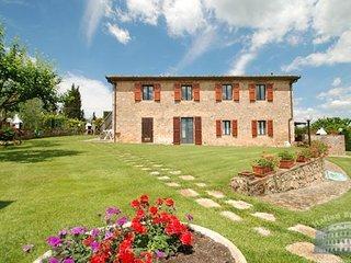 Villa in Tuscany : Siena / S. Gimignano Area Amena Quattro, Tognazza