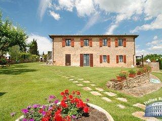 Apartment in Tuscany : Siena / S. Gimignano Area Amena Tre, Tognazza
