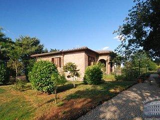 Villa in Tuscany : Siena / S. Gimignano Area Casa Mirra, Vagliagli