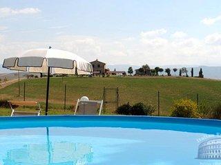 Villa in Tuscany : Siena / S. Gimignano Area Santa Marita, Castiglione D'Orcia