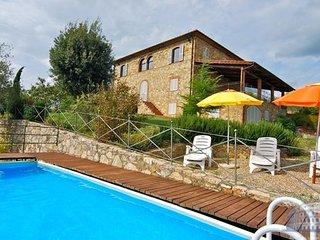 Villa in Tuscany : Siena / S. Gimignano Area Villa Brolio, Pianella