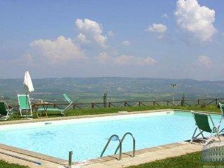Villa in Tuscany : Siena / S. Gimignano Area Villa Cisco, Campiglia d'Orcia