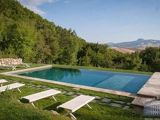 Villa in Tuscany : Siena / S. Gimignano Area Villa Coccinella, Sarteano
