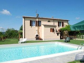 Villa in Tuscany : Siena / S. Gimignano Area Villa Farma, Monticiano