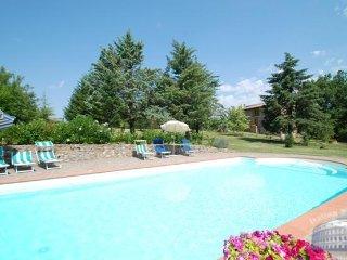 Villa in Tuscany : Siena / S. Gimignano Area Villa Merse, Monticiano