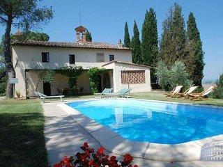 Villa in Tuscany : Siena / S. Gimignano Area Villa Stefi, Murlo