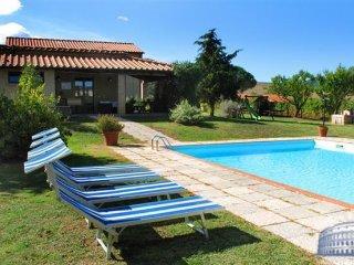 Villa in Tuscany : Siena / S. Gimignano Area Villa Tutti Frutti, Pomarance