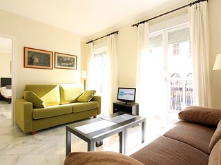 Rioja 2A. 2 bedrooms and 2 bathrooms in the centre