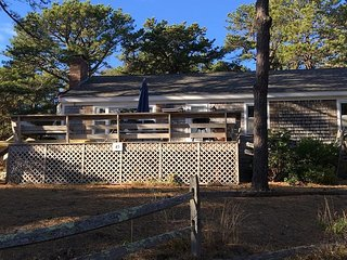 3 Bedroom Ranch in Pleasant Point Area, Wellfleet