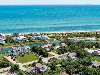Spectacular Waterfront Home in a Gated Community, West Yarmouth