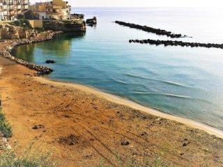 Casa Otranto con spiaggia di fronte il residence