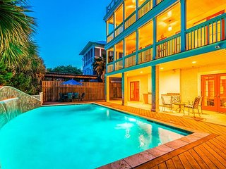 Perfect Isle of Palms Beach Getaway