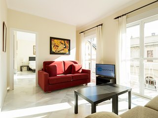 Rioja 3A. 2 bedrooms and 2 bathrooms in the centre