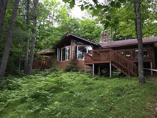 Your Own Private Family Home on Spider Lake i