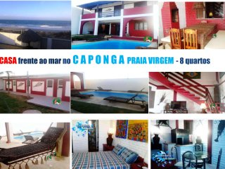 CAPONGA PRAIA VIRGEM . BEACH CLUBE