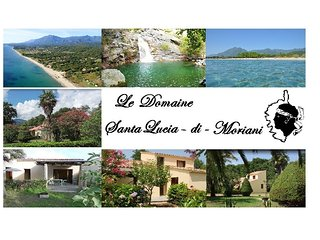 Le Domaine : Villa privative 6 personnes
