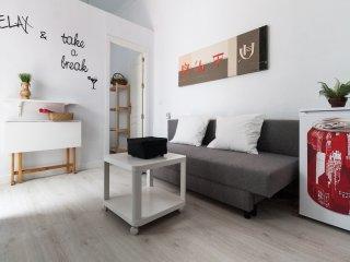 Quiet and comfortable one bedroom studio, Sevilla