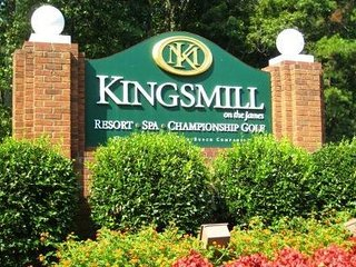 Gorgeous Kingsmill condo!