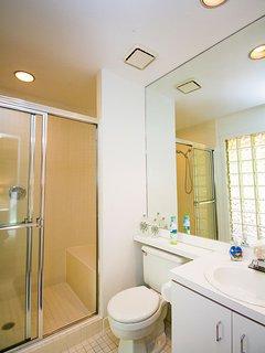Second bathroom (en-suite)