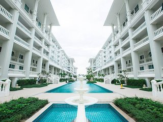 Seaview 2 Bedroom 2 Bathroom Apartment in Cha-Am/Hua-Hin