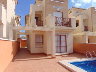 Outstanding new build duplex 5 - beachside location, Puerto de Mazarron