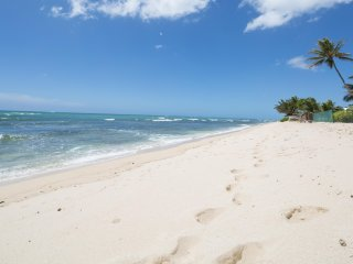 BEACH BLISS   ~ Enjoy a private oasis on the leeward side of the island.
