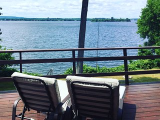 Private Waterfront House in Prince Edward County