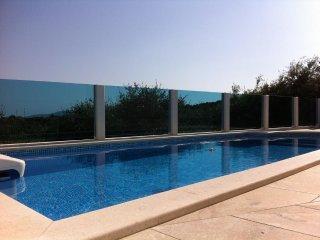 Villa Marki with pool and beautiful view