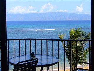 Gorgeous West Maui Valley Isle Direct Ocean Front 2Bd2Ba Suites-Awesome Sunsets!