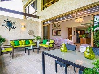 Altos de Chavon, Luxury Penthouse with Dye Fore Golf views| Casa de Campo