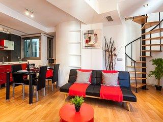 Duplex Lonja III - Luxurius comfort in Valencia