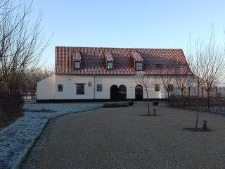Vakantiewoning 't Klein Keuvelhof, Knokke
