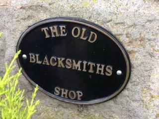 The Old Blacksmiths Shop, Greenhaugh