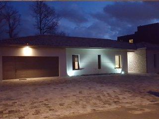 Chambres d'hôtes dans une maison neuve contemporaine à Vertou (44120)