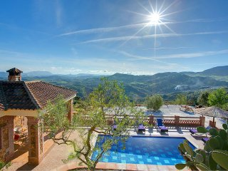 3 bedroom Villa in El Gastor, Andalusia, Spain : ref 5604485