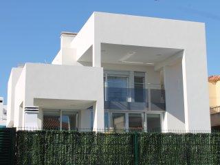 Villa con piscina privada a 250 metros de la playa, Garrucha