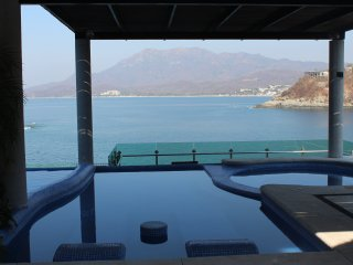 Great View- 2 bedroom-At La Punta Manzanillo 1