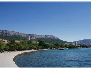 Nice and Cozy Sea View Apartment Marinely, Kastel Sucurac