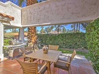 Palm Desert Condo w/ Stunning Views & Pool Access!