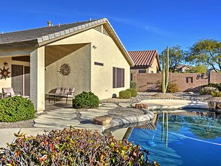 NEW! Inviting 2BR Cave Creek Home w/ Private Pool!