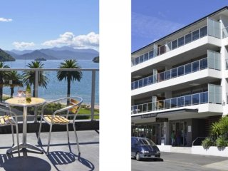 Luxury 3 Bedroom Seaview Waterfront Apartments