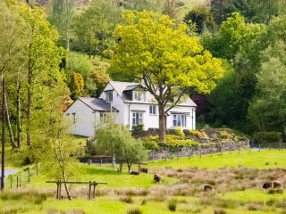 Holiday cottage in Langdale Valley, Lake District
